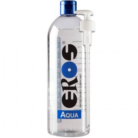 eros aqua lubricante denso medico 1000ml