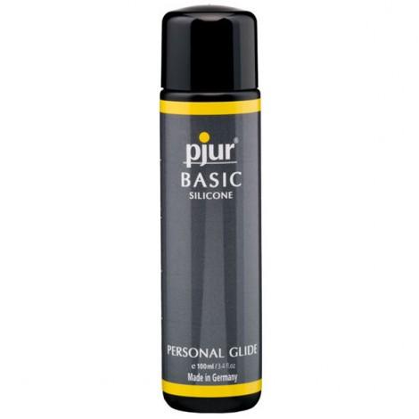 pjur basic lubricante silicona 100 ml