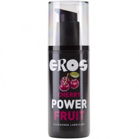 eros cereza power fruit lubricante 125ml