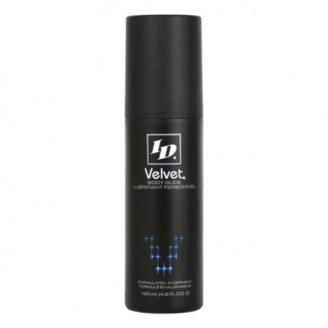 id velvet premium lubricante silicona 125ml