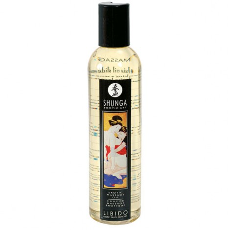 shunga erotic massage oil libido