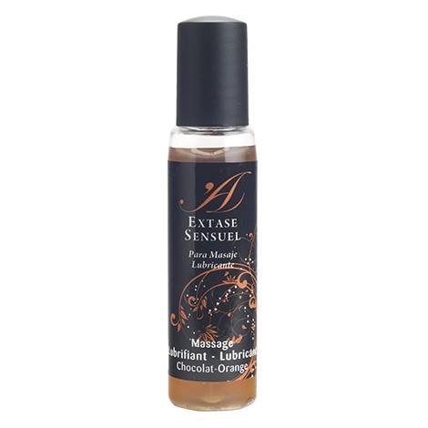 extase sensuel lubricante chocolate naranja viaje 35ml