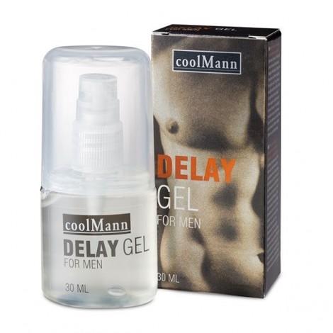 coolmann gel retardante para el hombre