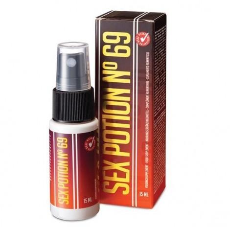 potion sex spray estimulante 15ml