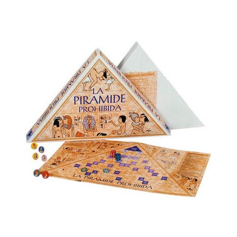 juego erotico la piramide prohibida