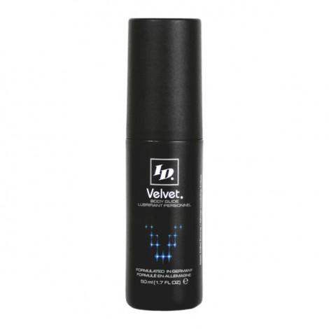 id velvet premium lubricante silicona 50ml