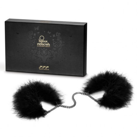 bijoux za za zu feather handcuffs