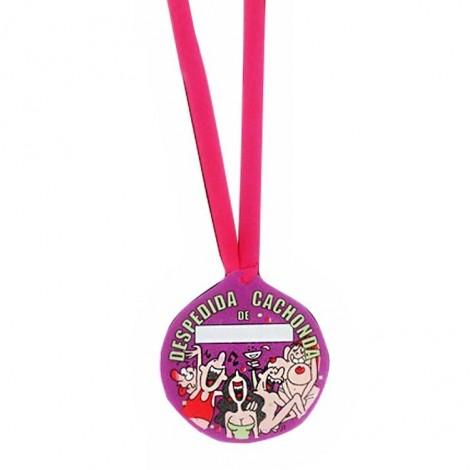 medalla despedida cachonda