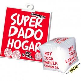 DADO HINCHABLE HOGAR 15CM