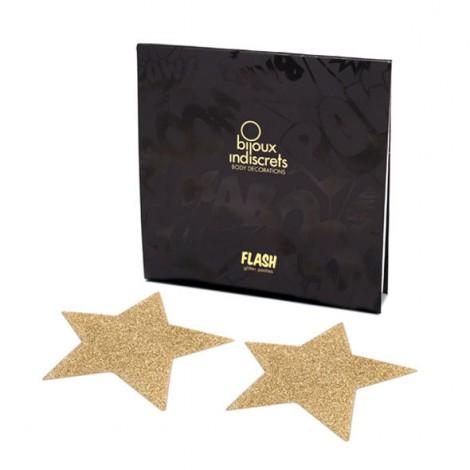 bijoux indiscrets flash star gold