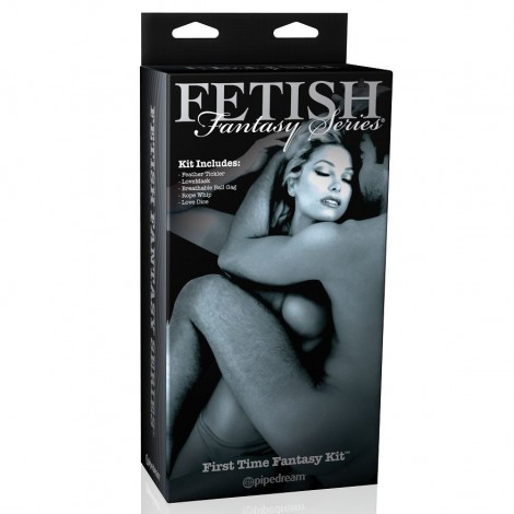 fetish fantasy edicion limitada first time fantasy kit