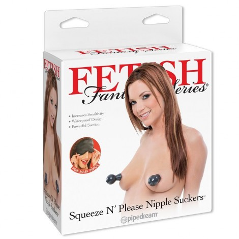 fetish fantasy series sqeeze succionador pezones
