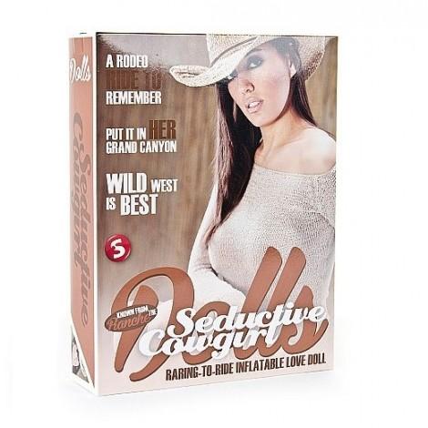 seductive cowgirl muñeca hinchable