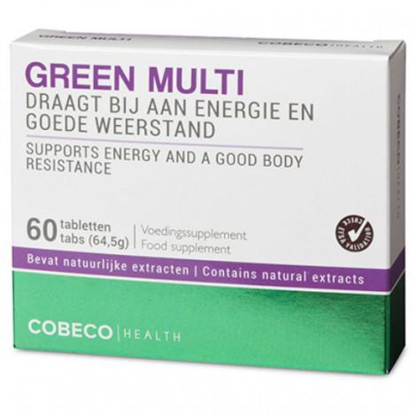 cobeco green multi vitaminas 60 caps flatpack en nl