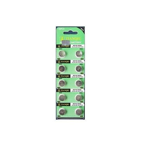 lr1130 15v pack 10 pilas