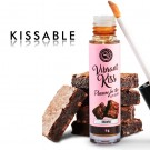 SECRETPLAY LIP GLOSS VIBRANT KISS - BROWNIE