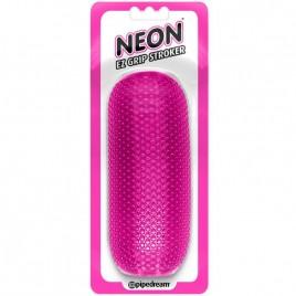 neon ez masturbador masculino rosa