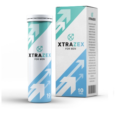 xtrazex for men 10 pastillas