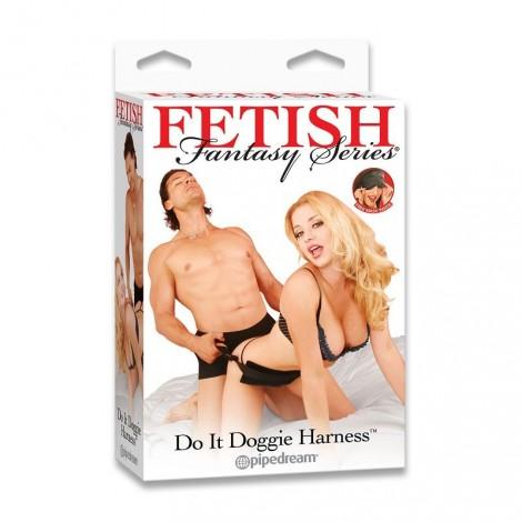fetish fantasy arnes para hacerlo estilo perrito