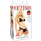 FETISH FANTASY SET DE ARNES Y TOP