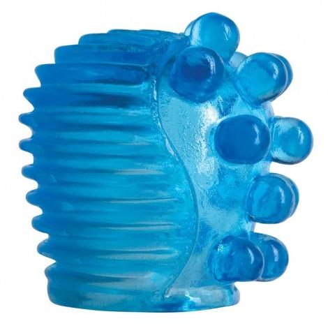 topco cabezal azul para masajeadores magic