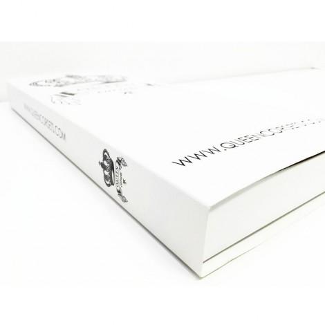 queen corsets caja deluxe blanca