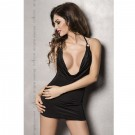 MIRACLE VESTIDO NEGRO BY PASSION WOMAN